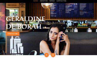 Geraldine De'borah Singh